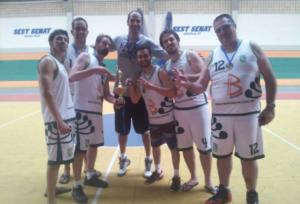 Campeonato Brasileiro de Basquete 2014