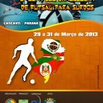 5 Copa Sul Brasileira de Futsal Cartaz