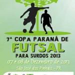 7ªCopaPRdeFutsal2013