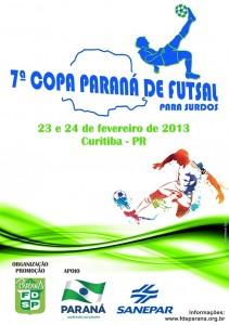 7 Copa Parana de Futsal