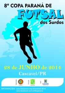 8a Copa Paraná de Futsal 2014 - atualizado 28.06.2014