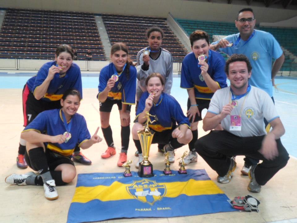 Futsal Fem ASSJP na 1Fase
