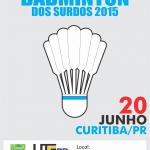 Badminton - Circuito Estadual 1etapa alteração da data