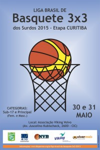 Basquete 3x3 - Liga Brasil 1etapa v.05.02.2015