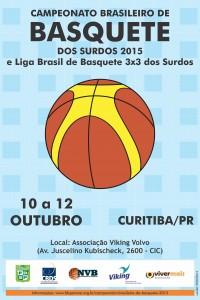 Basquete - Campeonato Brasileiro v.05.02.2015