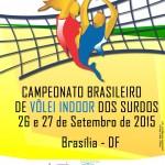 Brasileiro Volei Indoor 2015
