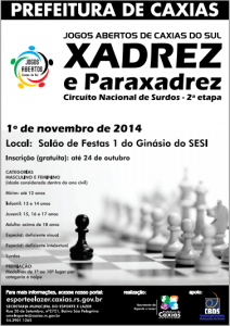 CN Xadrez 2etapa 2014