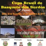 Copa Brasil de Basquete 2 fase 2013