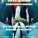 Cartaz Copa Sul Futsal