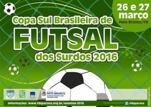 Copa Sul Futsal 2016