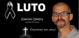 Emerson de Oliveira - LUTO