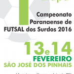 Futsal 1etapa Campeonato Paranaense