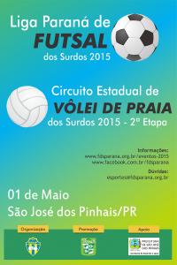Futsal 1etapa e VP 2etapa
