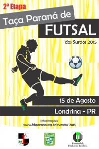 Futsal 2 etapa londrina
