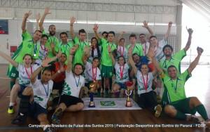 Campeonato Brasileiro de Futsal 2015