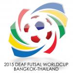 Logo - Mundial de Futsal 2015