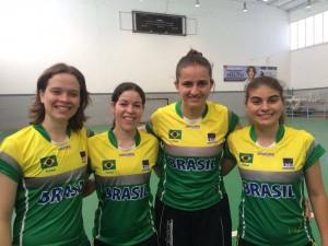 PR no Mundial de Futsal 2015