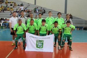 Equipe de Futsal do Paraná