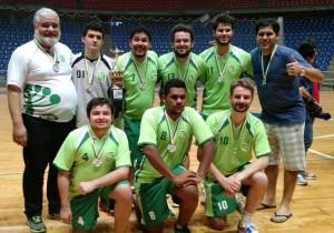 Campeonato Brasileiro de Handebol 2015