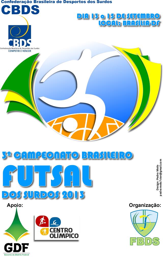 Brasileiro de Futsal 2013