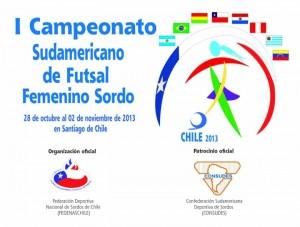 Sulamericano de futsal feminino