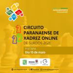 Xadrez Online 1 Etapa 2021