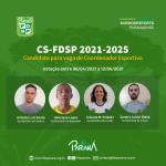 CS-FDSP 2021-2025 - Candidatos para Coordenador Esportivo