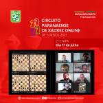 Resultado - CARTAZ FDSP etapa vermelha xadrez online 2021